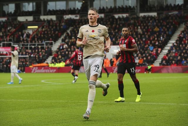 """Bournemouth 1-0 Man Utd: """"Quỷ đỏ"""" trở lại mặt đất - Ảnh minh hoạ 17"""