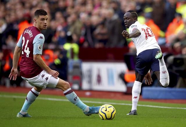 Aston Villa 1-2 Liverpool: Cú lội ngược dòng bất ngờ - 8