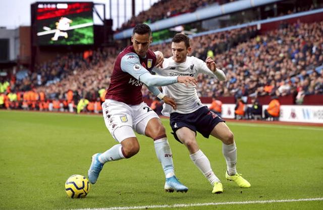 Aston Villa 1-2 Liverpool: Cú lội ngược dòng bất ngờ - 11