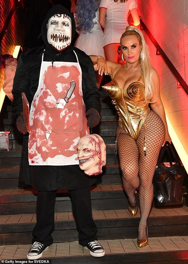 Coco Austin bốc lửa hóa trang thành Madonna - 1