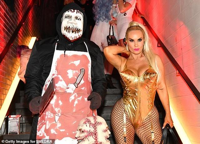 Coco Austin bốc lửa hóa trang thành Madonna - 3