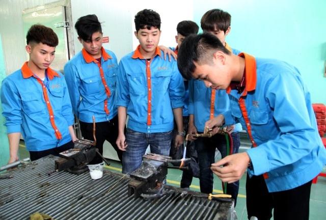 Chọn nghề trên thiết bị di động: Kết quả tuyển sinh tăng 12% - 1