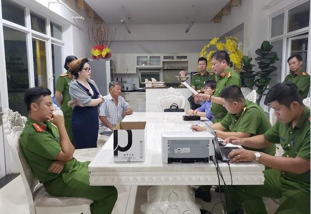 """Công an TPHCM thông tin chi tiết vụ nữ giám đốc vẽ dự án """"ma"""" lừa đảo - 1"""