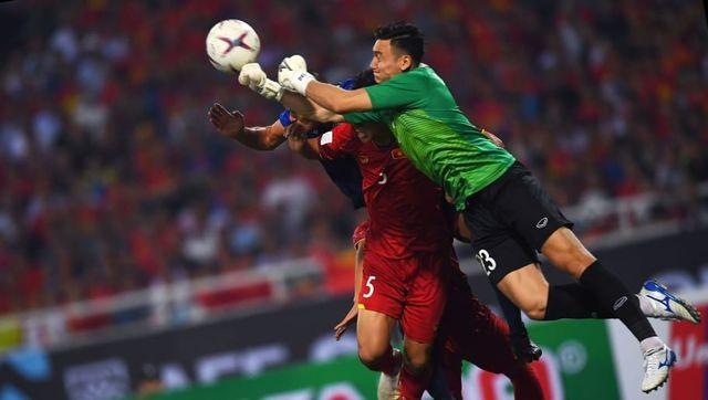 Thái Lan đã nắm được điểm yếu của thủ môn Đặng Văn Lâm? - 1
