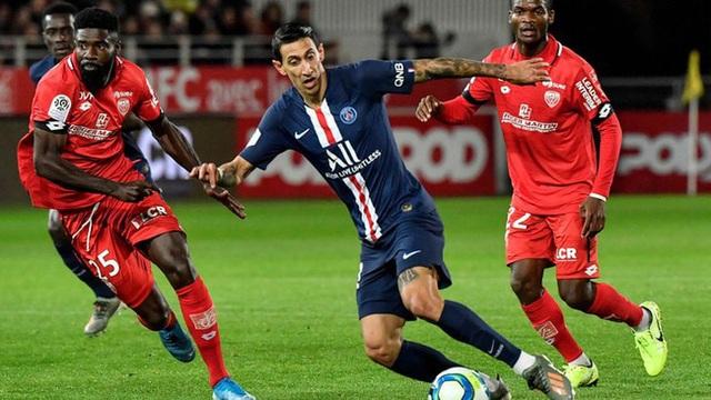 Mbappe ghi bàn, PSG vẫn nhận thất bại cay đắng trước đội cuối bảng Dijon - 1