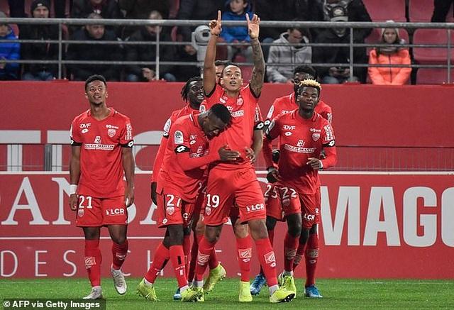 Mbappe ghi bàn, PSG vẫn nhận thất bại cay đắng trước đội cuối bảng Dijon - 3