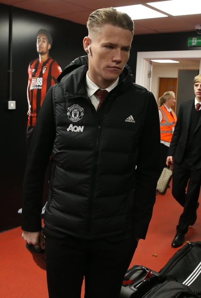 """Bournemouth 1-0 Man Utd: """"Quỷ đỏ"""" trở lại mặt đất - Ảnh minh hoạ 5"""