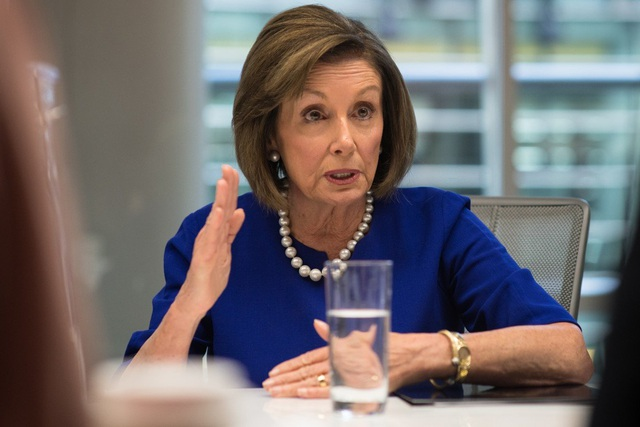 Quý bà thép muốn Mỹ hợp lực với EU gây sức ép lên Trung Quốc - 1
