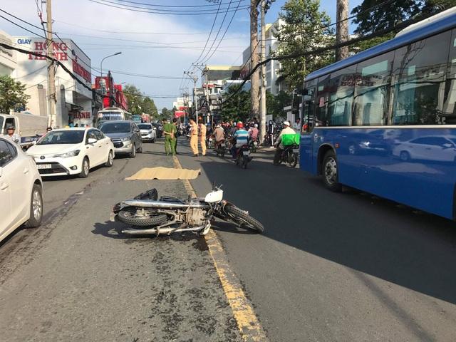 Phó Viện trưởng Viện KSND quận 9 bị tai nạn tử vong - 1