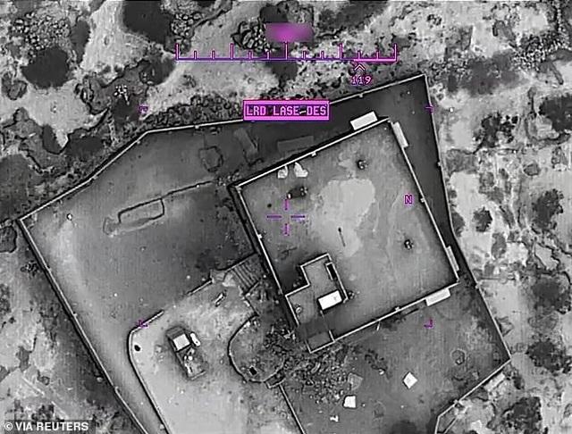 Ông Trump nói biết rõ thủ lĩnh mới bí ẩn của IS - 2