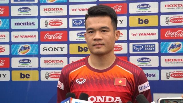 Hoàng Thịnh không ngần ngại đối đầu với Chanathip Songkrasin - 1