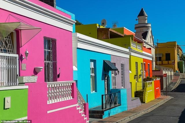 Những thành phố quyến rũ du khách bởi màu sắc độc đáo - 2