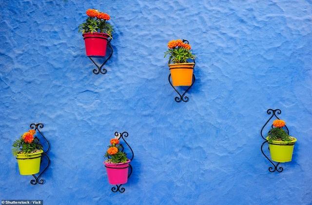 Những thành phố quyến rũ du khách bởi màu sắc độc đáo - 3