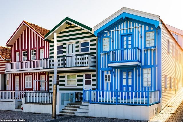 Những thành phố quyến rũ du khách bởi màu sắc độc đáo - 4