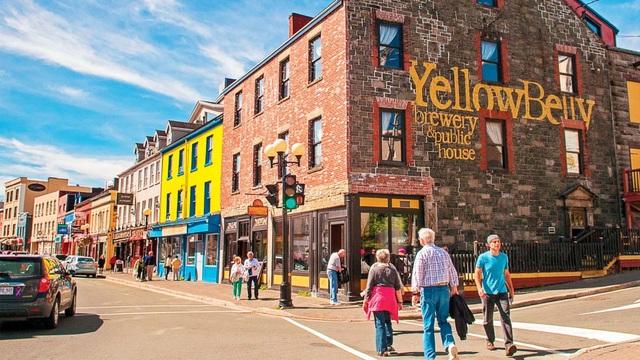 Những thành phố quyến rũ du khách bởi màu sắc độc đáo - 6