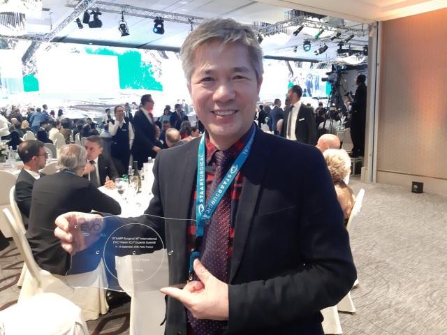 Giải thường AWARD 1000 vinh danh bác sĩ nhãn khoa Việt Nam tại hội nghị quốc tế - 1