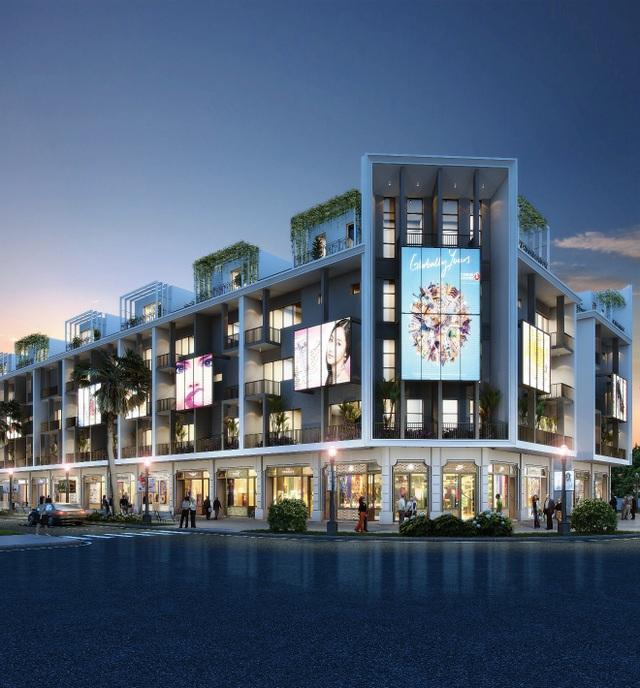 Shophouse tại các khu đô thị lớn: Giá trị sinh lời bền vững - 2