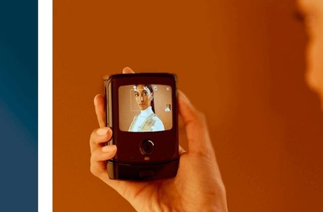 Xuất hiện thêm loạt ảnh chi tiết và rõ nét smartphone màn hình gập của Motorola - 3