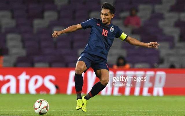 Teerasil Dangda tỏ ra thận trọng trước cuộc đối đầu với đội tuyển Việt Nam - 1