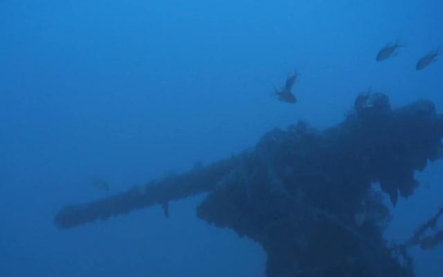 Phát hiện tàu ngầm Anh mất tích bí ẩn 77 năm trước - 1