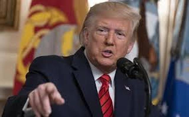 Ông Trump nói biết rõ thủ lĩnh mới bí ẩn của IS - 1