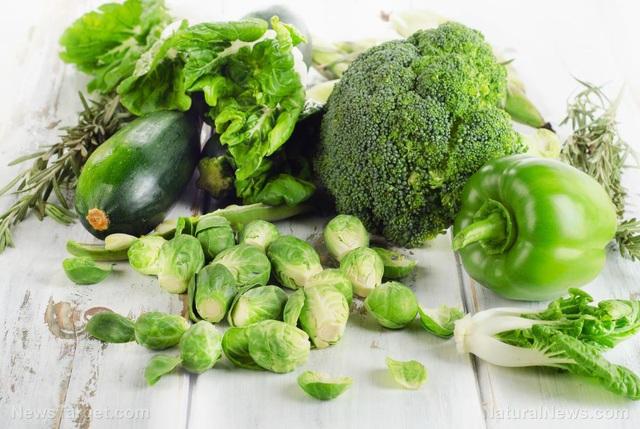 Đây là nguyên nhân tại sao ít ăn rau xanh và trái cây làm tăng nguy cơ ung thư - 1