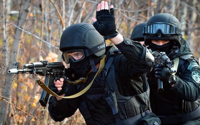 Quy trình trở thành lính đặc nhiệm tinh nhuệ của Nga  - 1