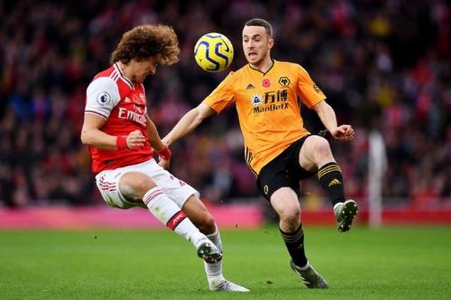 Arsenal 1-1 Wolves: Pháo thủ lại ăn trái đắng - 4
