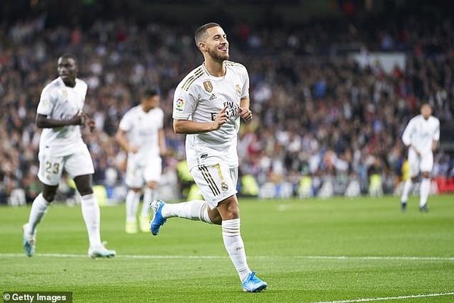 Hòa thất vọng Betis, Real Madrid lỡ cơ hội soán ngôi Barcelona - 2