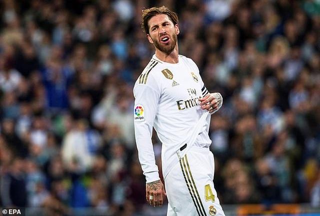 Hòa thất vọng Betis, Real Madrid lỡ cơ hội soán ngôi Barcelona - 5