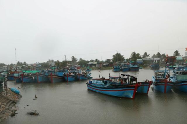 Ninh Thuận: Cảnh báo áp thấp đang xuất hiện và đề phòng lũ quét - 1