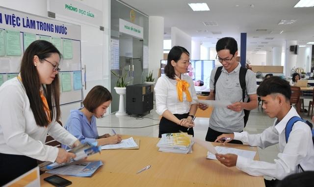 TP Cần Thơ: Hàng nghìn người lao động tham dự Ngày hội tuyển dụng - 1