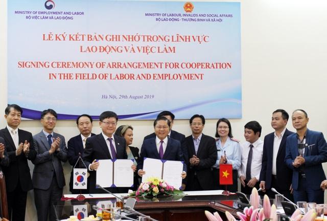 Tăng cường hợp tác lao động việc làm giữa Việt Nam - Hàn Quốc - 1