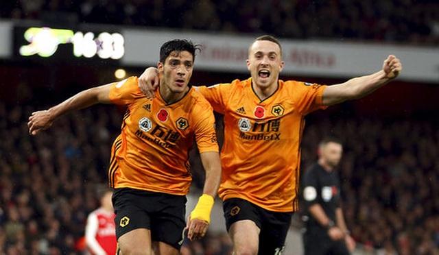 Arsenal 1-1 Wolves: Pháo thủ lại ăn trái đắng - 5