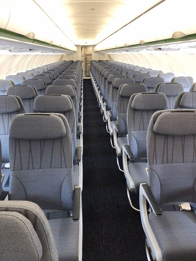 """Bamboo Airways đón máy bay Airbus A320neo đầu tiên trong chiếc áo """"Fly Green"""" ấn tượng - 4"""