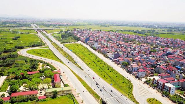Hà Nội: Giá đất ngoại thành Thủ đô nhảy múa - 1