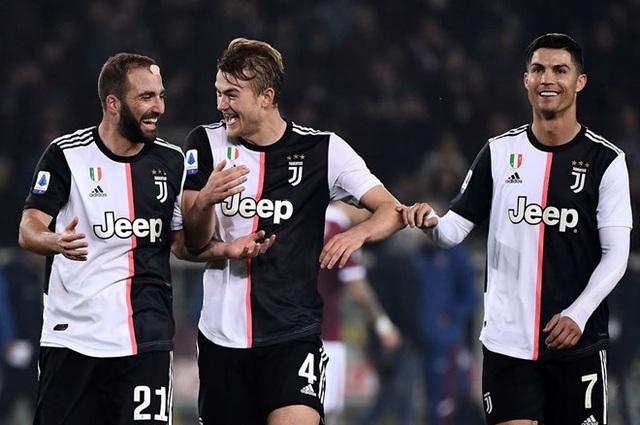 Lukaku giúp Inter thăng hoa, De Ligt cứu Juventus - 2