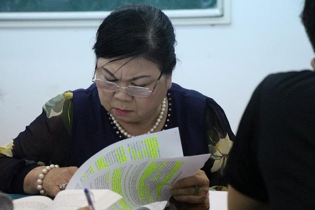 Nữ sinh viên 63 tuổi đến trường học Luật để tư vấn miễn phí giúp người nghèo - 2