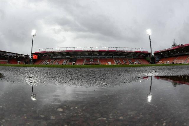 Nhìn lại trận thua tệ hại của Man Utd trên sân Bournemouth - 1