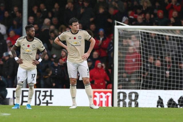 Nhìn lại trận thua tệ hại của Man Utd trên sân Bournemouth - 14
