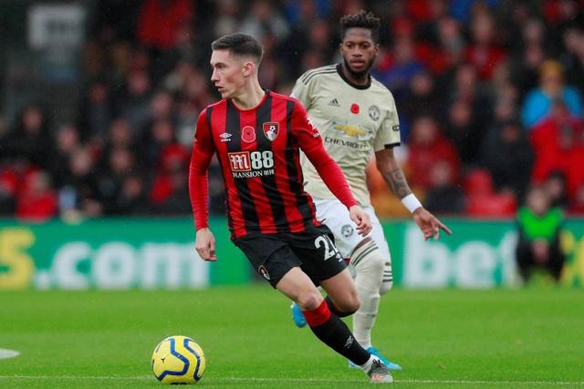 Nhìn lại trận thua tệ hại của Man Utd trên sân Bournemouth - 5
