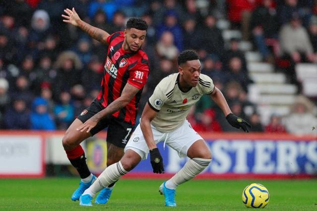 Nhìn lại trận thua tệ hại của Man Utd trên sân Bournemouth - 6