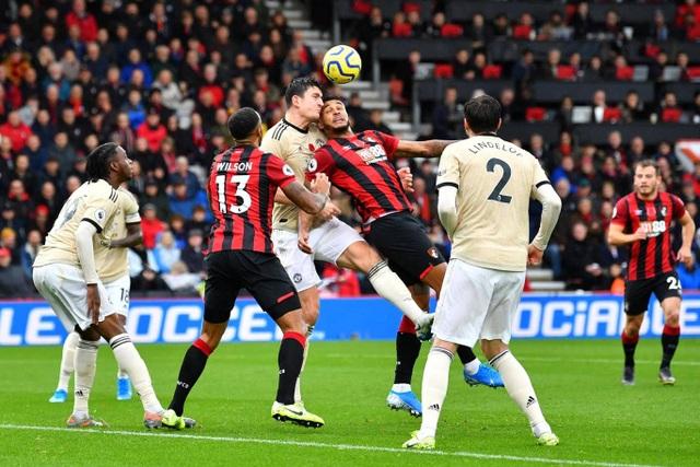 Nhìn lại trận thua tệ hại của Man Utd trên sân Bournemouth - 7