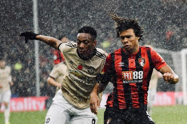 Nhìn lại trận thua tệ hại của Man Utd trên sân Bournemouth - 8