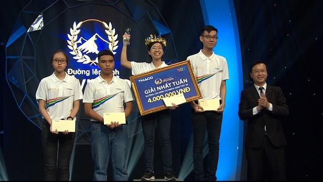 Nữ sinh Ninh Bình lập kỷ lục cô gái có điểm cao nhất lịch sử Olympia - 3