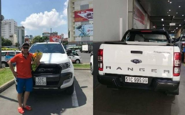 Số đỏ, 7 chiếc ô tô ở Việt Nam đã trúng biển số ngũ quý 9 - 2