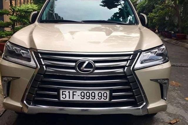 Số đỏ, 7 chiếc ô tô ở Việt Nam đã trúng biển số ngũ quý 9 - 3