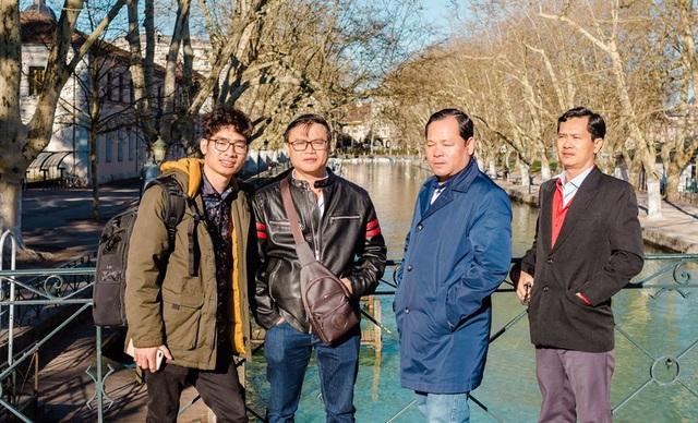 Thạc sĩ Việt tại Pháp chia sẻ kinh nghiệm tìm việc làm thêm cho tân du học sinh - 1