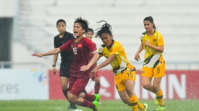 Thua trận lượt cuối, U19 nữ Việt Nam và Thái Lan bị loại tại giải U19 nữ châu Á - 1