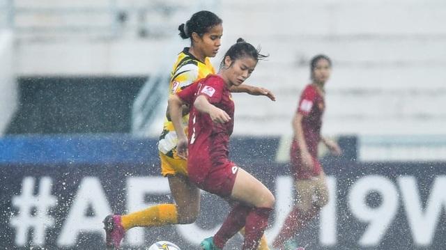 Thua trận lượt cuối, U19 nữ Việt Nam và Thái Lan bị loại tại giải U19 nữ châu Á - 2